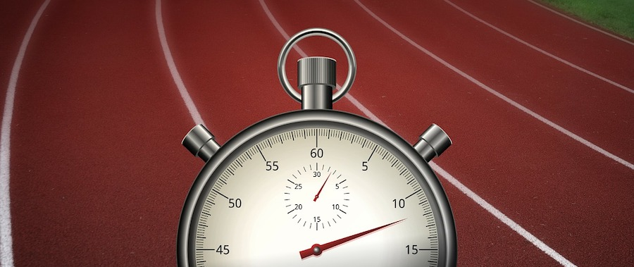 """Speech preparation question #1 """"What do I do if I run out of time during presentation?"""""""