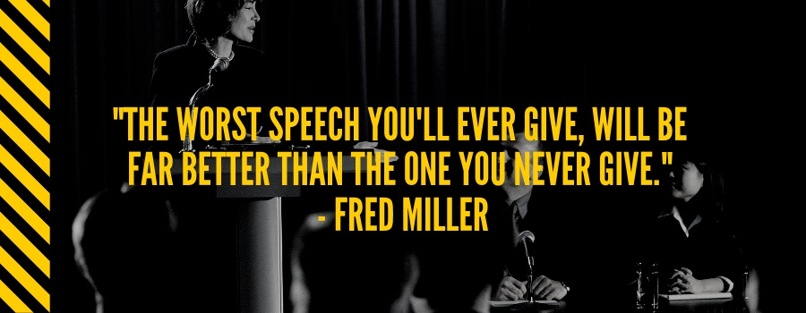 How to Give a Speech Without Crying? 10 great tips